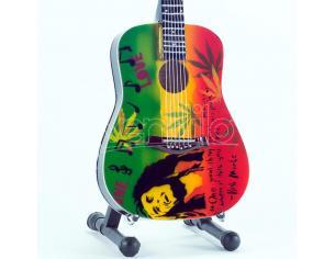 VARI MINI GUITAR BOB MARLEY TRIBUTE ONE LOVE REPLICA