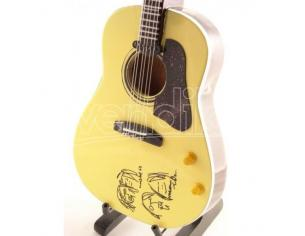 VARI MINI GUITAR THE BEATLES JOHN LENNON AC.P REPLICA