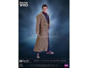 BIG CHIEF DR WHO S4 1/6 10TH DOCTOR AF ACTION FIGURE