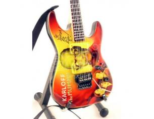 Vari Mini Guitar Metallolica Kirk Hammett Mum Replica