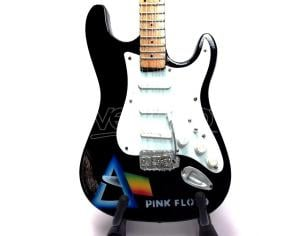 VARI MINI GUITAR PINK FLOYD TRIBUTE DSOM 2 REPLICA