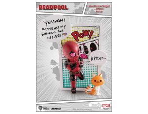 BEAST KINGDOM DEADPOOL JUMP OUT 4TH WALL MINI EGG FIG MINI FIGURA