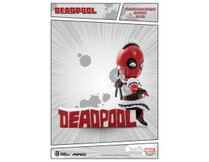 Beast Kingdom Deadpool Maid Outfit Mini Uova Figura Mini Figura