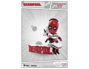 Beast Kingdom Deadpool Maid Outfit Mini Egg Figura Mini Figura
