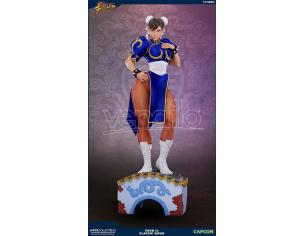 POP CULTURE SHOCK COLLECTIBLES Inc CHUN LI CLASSIC QIPAO EX 1:3 STATUE STATUA