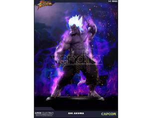 POP CULTURE SHOCK COLLECTIBLES Inc STREET FIGHTER ONI AKUMA 1/4 STATUE STATUA