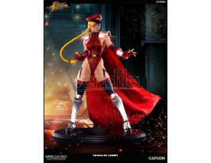 POP CULTURE SHOCK COLLECTIBLES Inc SUPER STREET FIGHTER IV SHADALOO CAMMY STATUA