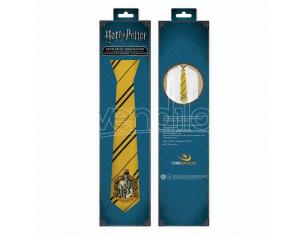 CINEREPLICAS HP HUFFLEPUFF KIDS NECKTIE CRAVATTA