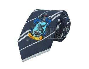 CINEREPLICAS HP RAVENCLAW BLUE NECKTIE CRAVATTA