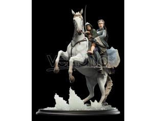 WETA LOTR ARWEN AND FRODO ON ASFALOTH 1/6 ST STATUA