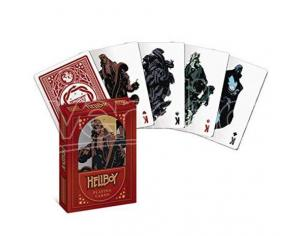 DARK HORSE HELLBOY PLAYING CARDS CARTE DA GIOCO
