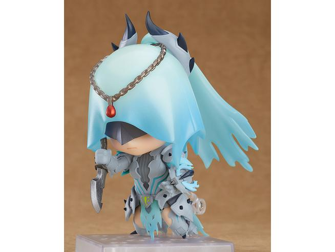GOODSMILE MH NENDOROID FEMALE XENOJIVA BETA ARMOR MINI FIGURA