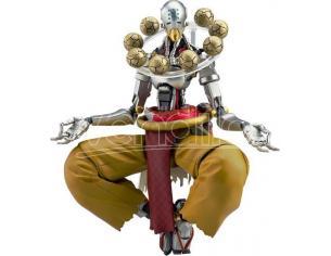 Goodsmile Overwatch Zenyatta Figma Figura Action Figure