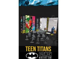 KNIGHT MODELS BMG TEEN TITANS BAT BOX WARGAME