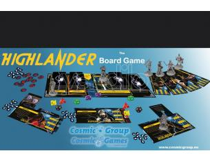 RIVER HORSE HIGHLANDER - THE BOARD GAME GIOCO DA TAVOLO