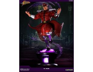 POP CULTURE SHOCK COLLECTIBLES Inc STREET FIGHTER 5 M.BISON 1/4 ULTRA ST STATUA