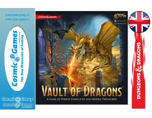 GF9-BATTLEFRONT D&D VAULT OF DRAGONS BOARD GAME GIOCO DA TAVOLO