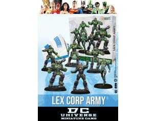 KNIGHT MODELS DCUMG LEX CORP ARMY BOX Miniature e Modellismo