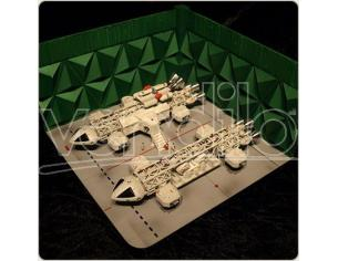 SIXTEEN 12 SPACE 1999 MOONBASE DOUBLE EAGLE HANGAR REPLICA