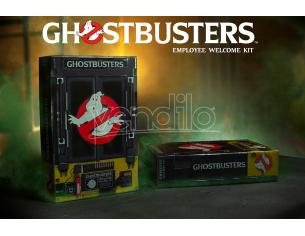 Doctor Da Collezione ghostbustoers Employee Welcome Kit Replica