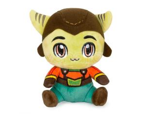 GAYA ENTERTAINMENT RATCHET AND CLANK RATCHET STUBBINS PLUSH PELUCHES