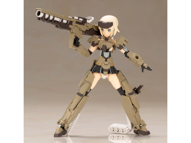 KOTOBUKIYA FRAME ARMS GIRL HAND SCALE GOURAI MK MODEL KIT