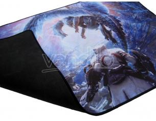 SAKAMI MERCHANDISE MONSTER HUNTER ICEBORN GAMER MOUSE MAT MOUSEPAD