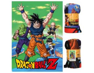 SD TOYS DRAGON BALL Z NAMEK POLAR BLANKET COPERTA