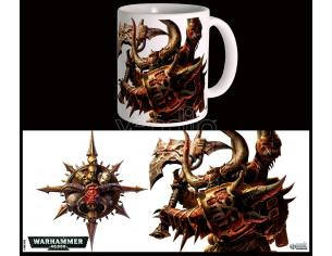 SEMIC WARHAMMER 40K CHAOS SPACE MARINES MUG TAZZA