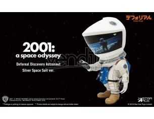 STAR ACE 2001 SPACE ODISSEY DF ASTRONAUT SILVER FIGURA