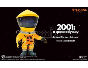 STAR ACE 2001 SPACE ODISSEY DF ASTRONAUT YELLOW FIGURA