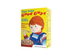 ToT CHILD'S PLAY 2 - GOOD GUY CEREAL BOX REPLICA