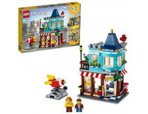 LEGO CREATOR 31105 - NEGOZIO DI GIOCATTOLI