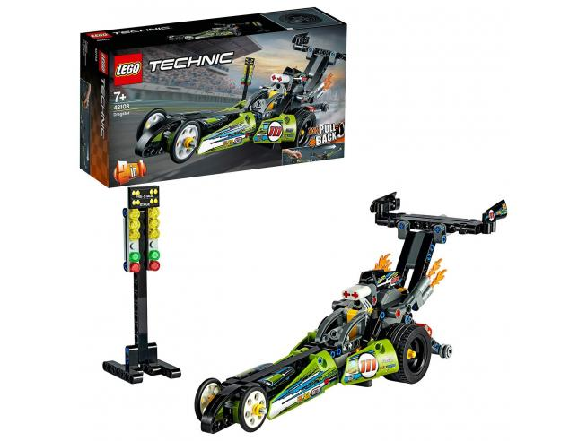LEGO TECHNIC 42103 - DRAGSTER