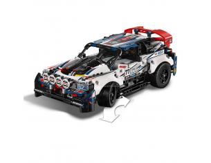 LEGO TECHNIC 42109 - AUTO DA RALLY TOP GEAR