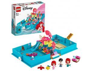 LEGO DISNEY PRINCESS 43176 - IL LIBRO DELLE FIABE DI ARIEL