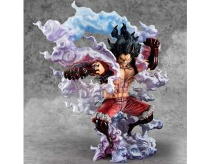 MEGAHOUSE ONE PIECE POP SA MAXIMUM LUFFY SNAKE MN STATUA
