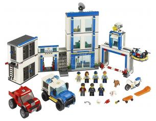 LEGO CITY POLIZIA 60246 - STAZIONE DI POLIZIA