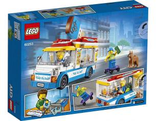 LEGO CITY 60253 - FURGONE DEI GELATI
