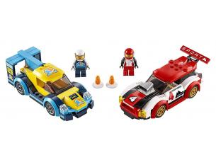 LEGO CITY 60256 - AUTO DA CORSA