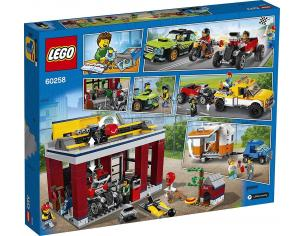 LEGO CITY 60258 - AUTOFFICINA