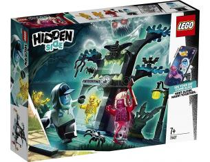 LEGO HIDDEN SIDE 70427 - BENVENUTO A HIDDEN SIDE