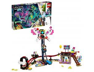 LEGO HIDDEN SIDE 70432 - IL LUNA PARK STREGATO
