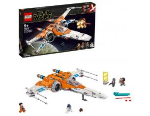 LEGO STAR WARS 75273 - X-WING FIGHTER DI POE DAMERON