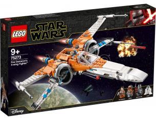 LEGO STAR WARS 75273 - X-WING FIGHTER DI POE DAMERON