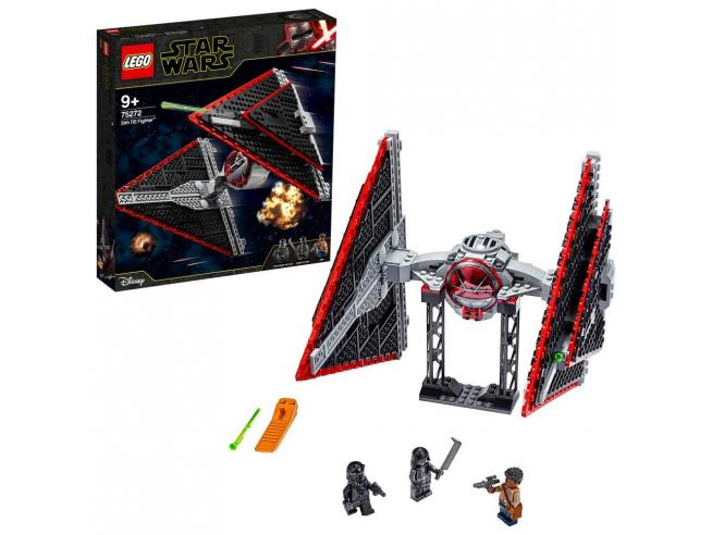 LEGO STAR WARS 75272 - SITH TIE FIGHTER