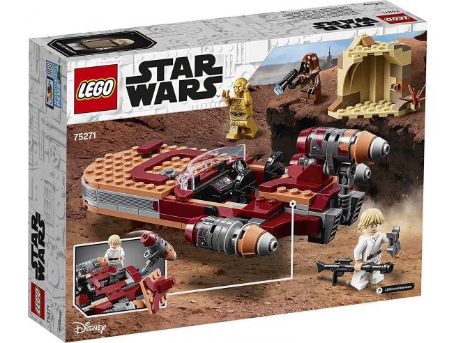 LEGO STAR WARS 75271 - LANDSPEEDER DI LUKE SKYWALKER