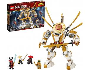 LEGO NINJAGO 71702 - MECH DORATO