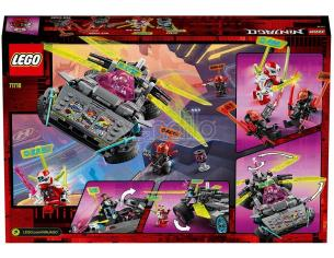 LEGO NINJAGO 71710 - LA MACCHINA - TUNER DEI NINJA