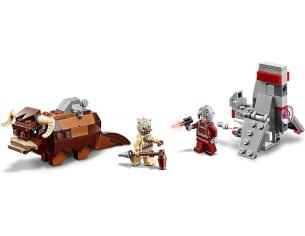 LEGO STAR WARS 75265 - MICROFIGHTER T-16 SKYHOPPER VS BANTHA